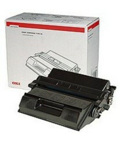 Image of 09004461 Lézertoner és dobegység B6500 nyomtatóhoz, OKI fekete, 13k (TOOKI65S)