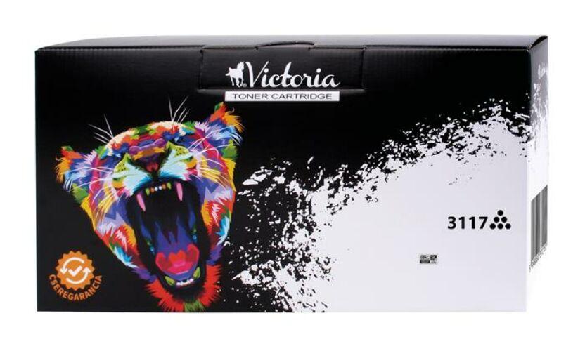 Image of 106R01159 Lézertoner Phaser 3117, 3122, 3124 nyomtatókhoz, VICTORIA fekete, 3k (TOXPH3117V)