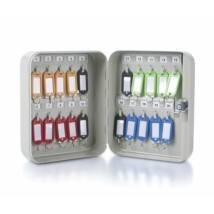 Kulcsszekrény, 20 kulcs, DONAU (D5241)