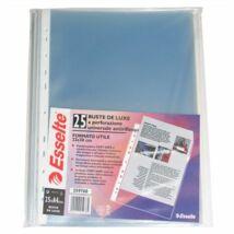 Genotherm, lefűzhető, A4 maxi, 120 mikron, narancsos felület, ESSELTE Maxi (E259760)