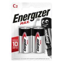 Elem, C baby, 2 db, ENERGIZER Max (EEC2MA)