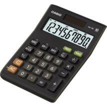 Számológép, asztali, 10 számjegy, CASIO MS-10B S (GCMS10)