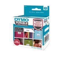 Etikett, tartós, LW nyomtatóhoz, 25x54 mm, 160 db etikett, DYMO (GD1976411)