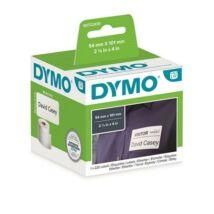 Etikett, LW nyomtatóhoz, tartós, 54x101 mm, 220 db etikett, DYMO (GD99014)