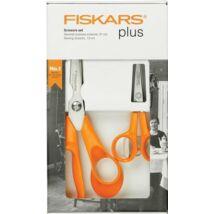 Olló készlet, FISKARS Classic, narancssárga (IF859893)