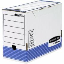 Archiváló doboz, 150 mm, BANKERS BOX® SYSTEM by FELLOWES®, kék (IFW00277)