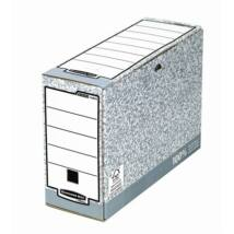 Archiváló doboz, 100 mm, BANKERS BOX® SYSTEM by FELLOWES® (IFW10805)