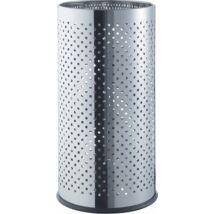 Esernyőtartó, rozsdamentes acél, HELIT, ezüst (INH2515500)