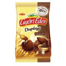 Keksz, 150 g, duplajó, GYŐRI  Győri édes kakaós (KHE028)