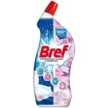 WC-tisztítógél, 700 ml, BREF, virág (KHH586)