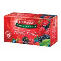 Gyümölcstea, 20x2,5 g, TEEKANNE Forest Fruits, erdei gyümölcs (KHK271)