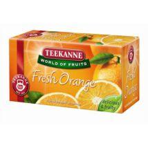 Gyümölcstea, 20x2,25 g, TEEKANNE Fresh orange (KHK318)