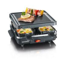 Raclett grill, 4 személyre, SEVERIN (KHKGB007)