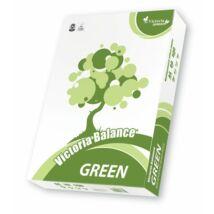 Másolópapír, újrahasznosított, A4, 80 g, VICTORIA Balance Green (LBG480)