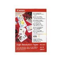 HR-101 Fotópapír, tintasugaras, A4, 106 g, matt, nagyfelbontású, 50 lapos CANON (LCHR101A42)
