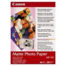MP-101 Fotópapír, tintasugaras, A4, 170 g, matt, CANON (LCMP101A4)