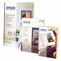 S042155 Fotópapír, tintasugaras, A4, 255 g, fényes, EPSON (LEPS155)