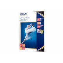 S041944 Fotópapír, tintasugaras, 13x18 cm, 300 g, ultra fényes, EPSON (LEPS944BH)