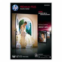CR672A Fotópapír, tintasugaras, A4, 300 g, fényes, HP (LHPCR672A)