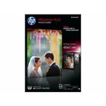 CR674A Fotópapír, tintasugaras, A4, 300 g, fényes, HP (LHPCR674A)