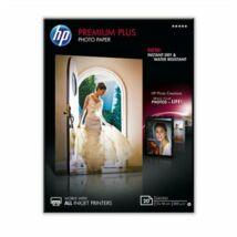CR676A Fotópapír, tintasugaras, 13x18, 300 g, fényes, HP (LHPCR676A)