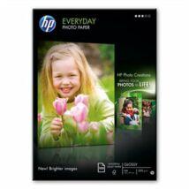 Q2510A Fotópapír, tintasugaras, A4, 200 g, fényes, HP (LHPQ2510A)