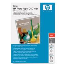 Q6550A Fotópapír, lézer, A4, 200 g, matt, HP (LHPQ6550A)