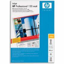 Q6594A Fotópapír, tintasugaras, A3, 120 g, matt, HP (LHPQ6594A)