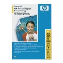Q8691A Fotópapír, tintasugaras, 10x15, 250 g, fényes, HP (LHPQ8691A)