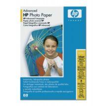Q8692A Fotópapír, tintasugaras, 10x15, 250 g, fényes, HP (LHPQ8692A)