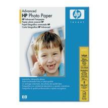 Q8696A Fotópapír, tintasugaras, 13x18, 250 g, fényes, HP (LHPQ8696A)