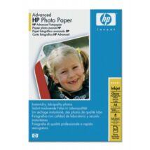 Q8698A Fotópapír, tintasugaras, A4, 250 g, fényes, HP (LHPQ8698A)