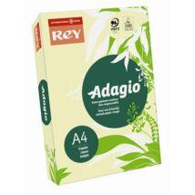 Másolópapír, színes, A4, 160 g, REY Adagio, pasztell sárga (LIPAD416PS)