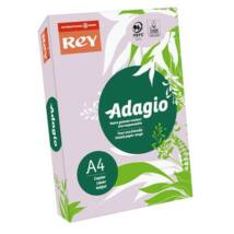 Másolópapír, színes, A4, 80 g, REY Adagio, intenzív lila (LIPAD48IL)