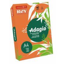 Másolópapír, színes, A4, 80 g, REY Adagio, intenzív narancssárga (LIPAD48IN)