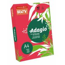 Másolópapír, színes, A4, 80 g, REY Adagio, intenzív piros (LIPAD48IP)