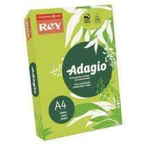 Másolópapír, színes, A4, 80 g, REY Adagio, neon kiwi (LIPAD48NK)