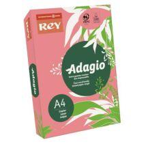 Másolópapír, színes, A4, 80 g, REY Adagio, neon málna (LIPAD48NR)