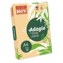 Másolópapír, színes, A4, 80 g, REY Adagio, pasztell lazac (LIPAD48PL)