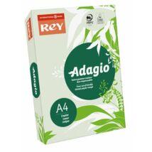 Másolópapír, színes, A4, 80 g, REY Adagio, pasztell zöld (LIPAD48PZ)