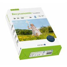 Másolópapír, újrahasznosított, A4, 80 g, RECYCONOMIC Trend White (LSREC480)