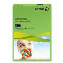 Másolópapír, színes, A4, 80 g, XEROX Symphony, sötétzöld (intenzív) (LX93951)