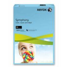 Másolópapír, színes, A4, 80 g, XEROX Symphony, sötétkék (intenzív) (LX93959)