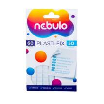 Gyurmaragasztó, 60 kocka/csomag, NEBULO (RNEB01)