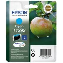 T12924011 Tintapatron Stylus SX420W, SX425W, SX525WD nyomtatókhoz, EPSON kék, 7ml (TJE12924)