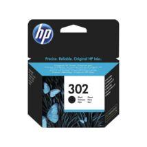 F6U66AE Tintapatron DeskJet 2130 nyomtatókhoz, HP 302 fekete, 3,5ml (TJHF6U66A)