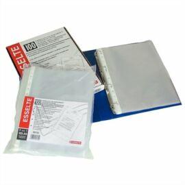Genotherm, lefűzhető, A4, 38 mikron, narancsos felület, ESSELTE Standard (E16690)