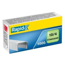 Tűzőkapocs, No.10, horganyzott, RAPID Standard (E24862900)