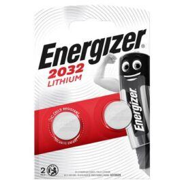 Gombelem, CR2032, 2 db, ENERGIZER (EECR2032D)