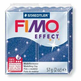 Gyurma, 57 g, égethető, FIMO Effect, csillámos kék (FM8020302)